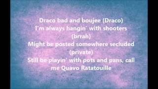 Bad And Boujie Lyrics