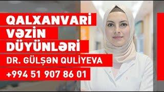 Download Lagu Qalxanvari vezin duyunleri (ZOB XESTELIYI)  Endokrinoloq Gulsen Quliyeva / Medplus TV Gratis STAFABAND