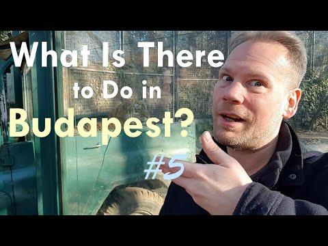 Budapest Vlog #5 | Budapest Zoo, Beer Spa, Szechenyi Baths