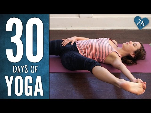 Day 26 - Earth Practice, Total Body Yoga - 30 Days of Yoga