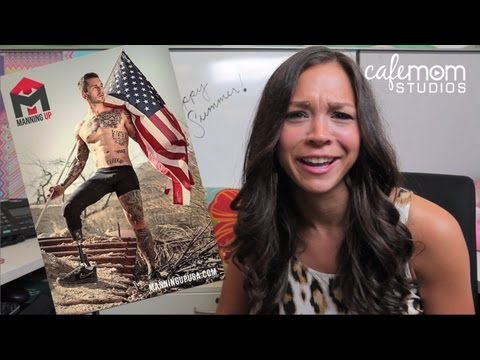 From G.I. to Eye Candy: War Vet Alex Minsky's Model Turn ...