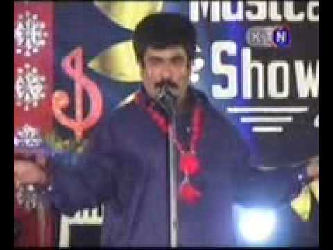 Sindhi Laughter Mian Qadir Bux Mitho At Sehwan Sharif.mp4 video