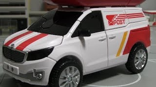 또봇 카고 장난감 Tobot Cargo Post Car Toys