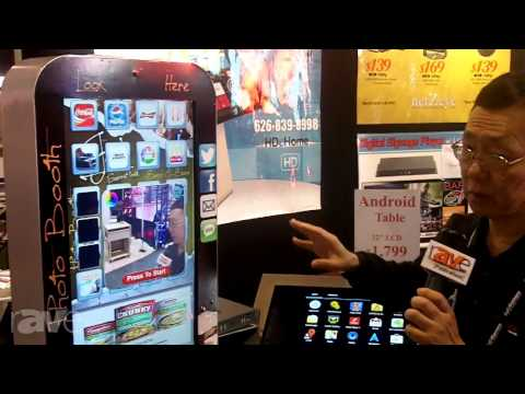 InfoComm 2013: TS MicroTech Talks About its Phone Kiosk