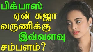 Bigg Boss Tamil wild card entry Suja Varunee salary?