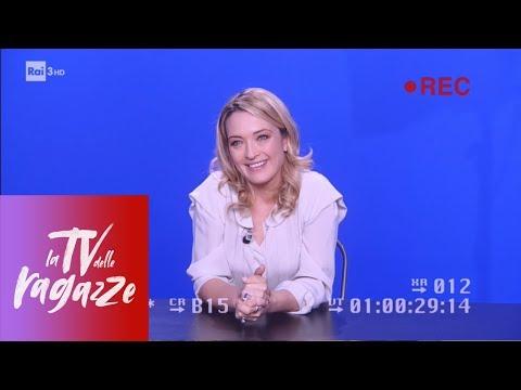 Provini: Carolina Crescentini - La TV delle ragazze - 29/11/2018