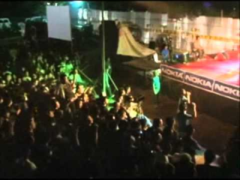 Boomarang camouflage Live In Imphal 2011 video