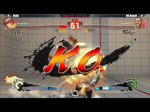 Next Level Battle Circuit #77 Grand Final ft Ultra Street Fighter 4 - Part 7