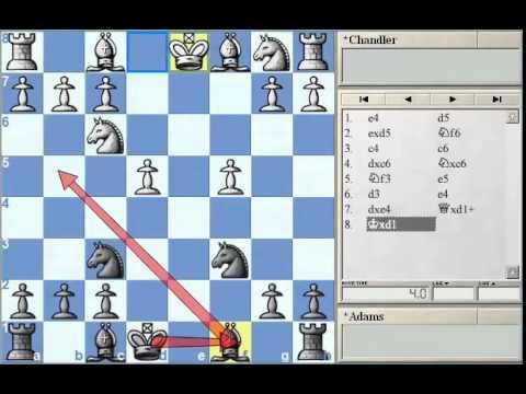 GM Alterman's Gambit Guide - Scandinavian Part 2 for Chessclub.com