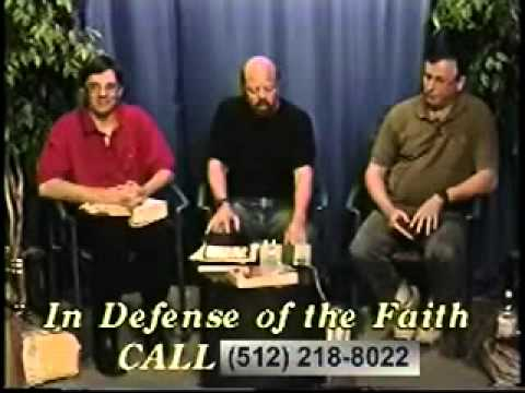TV Call-in Bible Answers #2:  Water Baptism, Lose Salvation, Arnold Murray?