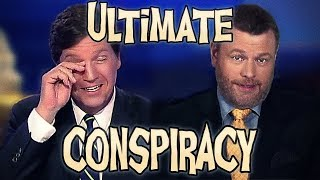 "Tucker Carlson Mark Steyn, Talk about the weather.. ""conspiracy"""