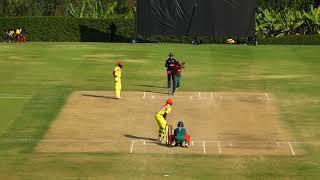 Uganda v Kenya: ICC World Twenty20 Africa B Qualifier