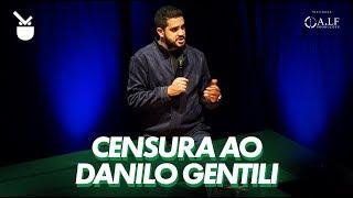 DIHH LOPES - CENSURA AO DANILO GENTILI