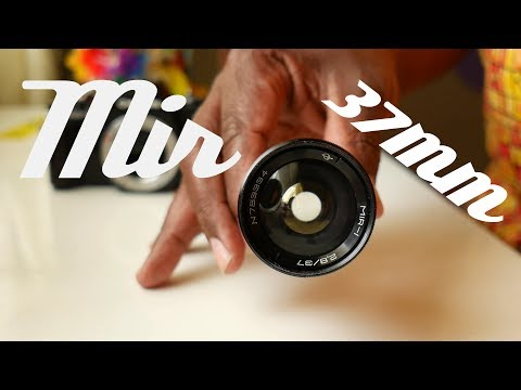 Mir 1B 37mm Lens Real World Review, The Helios 44-2 wide angle