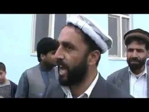 Fraud in Afghan elections 2014 done by ashraf ghani team