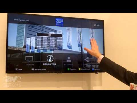 ISE 2015: Swisscom Launches Fusion Connected TV in the Samsung Stand