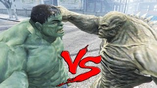 ABOMINATION VS HULK - EPIC BATTLE