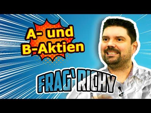 Frag' Richy: A und B-Aktien - was unterscheidet sie? | Börse Stuttgart