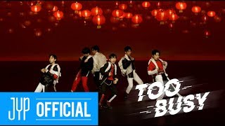 "BOY STORY ""Too Busy (Feat. Jackson Wang(王嘉尔))"" Performance Video"