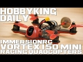 ImmersionRC Vortex 150 Mini Racing Quadcopters - Hobbyking Daily