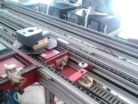 Plancha, proyecto celda de manufactura