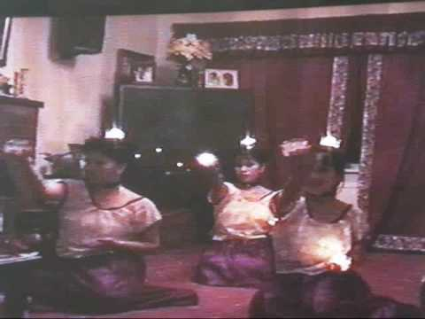 Pandanggo Sa Ilaw   Philippines Folk Dance video