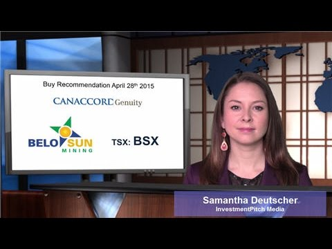 Canaccord Genuity has updated coverage on Belo Sun Mining (TSX: BSX)
