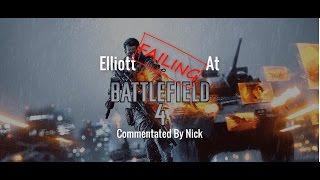 Battlefield 4 with British Announcer