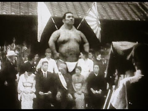 Nephilim (Gigante) japones aparece en Documental antiguo | Evidencia X