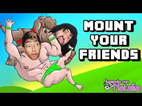 EL PENE MAS GRANDE DEL MUNDO! - Mount Your Friends