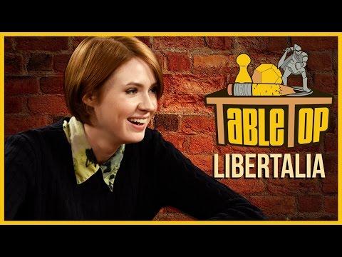 Libertalia: Seth Green, Karen Gillan, and Clare Grant Join Wil on TableTop