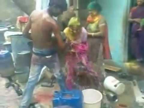 New Holi Video 2013 video