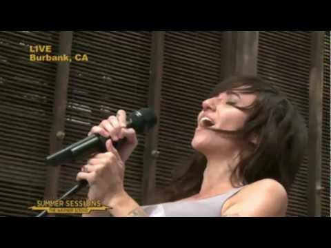 LIGHTS - Live - at WBR's Summer Sessions - Aug 3, 2012