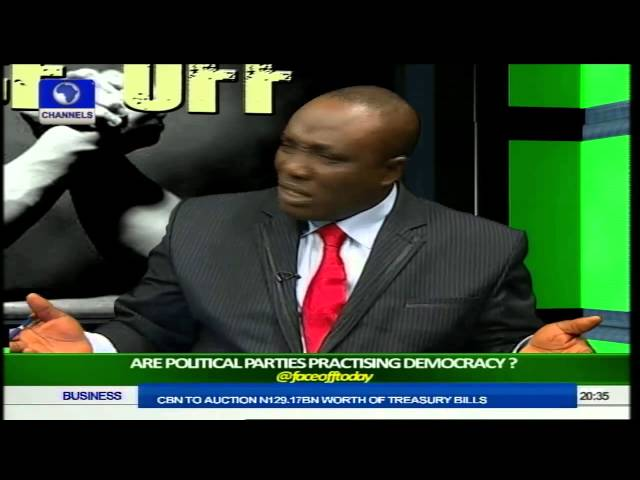 FaceOff: Are Our Political Parties Practising Democracy Pt.2