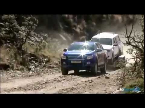 La Nueva Ford Ranger 2012 contra el mundo