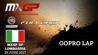 Fiat Professional Fullback MXGP of Lombardia 2017 - GoPro Lap Preview