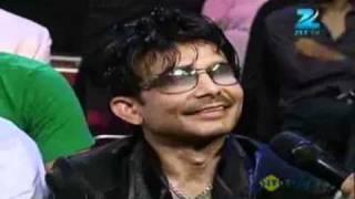 Baalti Award - KRK Kamal R Khan Fight Gold Awards 2011 July 17 '11 Part - 28