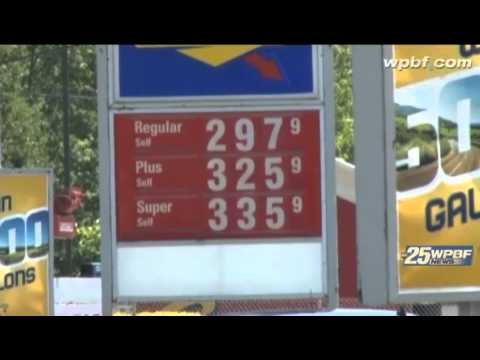 Gas prices keep going down
