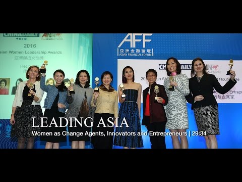 Business Leader - Asian Women Leadership Awards