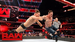 John Cena & Roman Reigns vs. The Miz & Samoa Joe: Raw, Aug. 21, 2017 by : WWE
