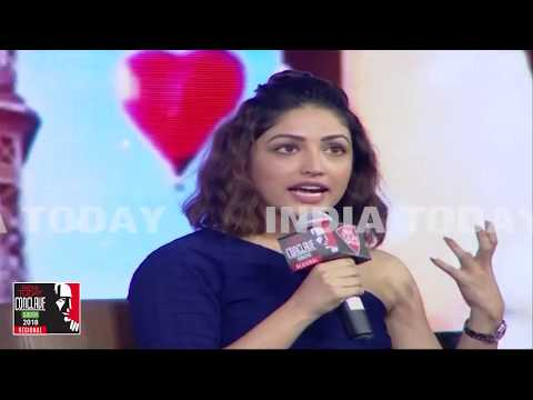 Yami Gautam Speaks On Experimenting With Unconventional Roles | India Today Conclave South 2018