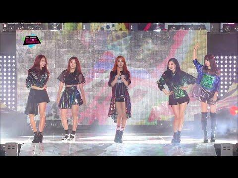 【TVPP】4MINUTE - Whatcha Doin' Today, 포미닛 - 오늘 뭐해 @ Incheon K-POP Concert Live