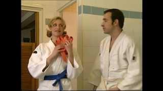 Un gars une fille - au judo
