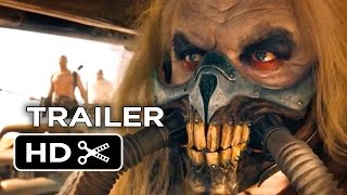 Video clip Mad Max: Fury Road Official Comic-Con Trailer (2015) - Tom Hardy Post-Apocalypse Movie HD