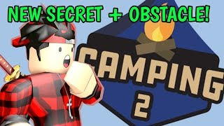 [New Update]  Roblox Camping 2 Secret Ending + Obstacle!