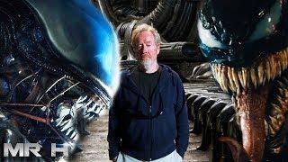 Alien Covenant Sequel Ridley Scott Attached, Venom In Spider-Man - The Wrap Up