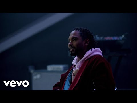 Miguel - The Making Of War & Leisure (Vevo x Miguel)