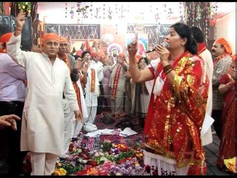 Ni Mai Nachna Shyam De Naal- By Krishan Anuragi Kiran Mutreja- 08510001760 (suresh) video