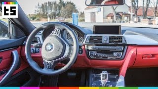 Test: BMW ConnectedDrive im BMW 4er Gran Coupé