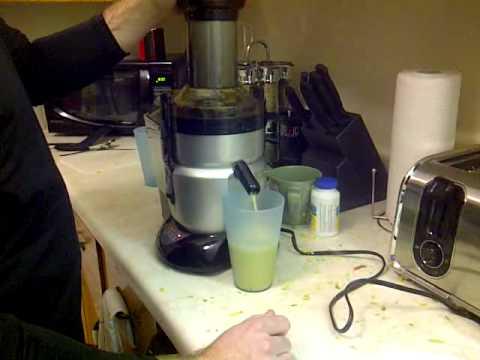 Juicer test
